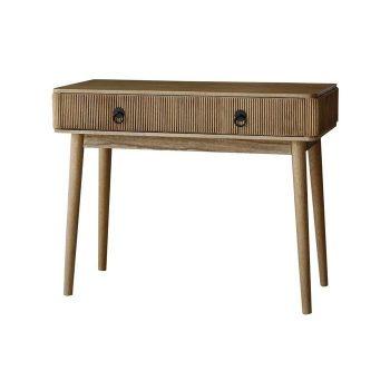 consola madera pawlonia